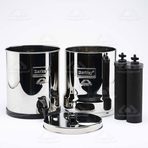 Big Berkey with Chambers and Filters