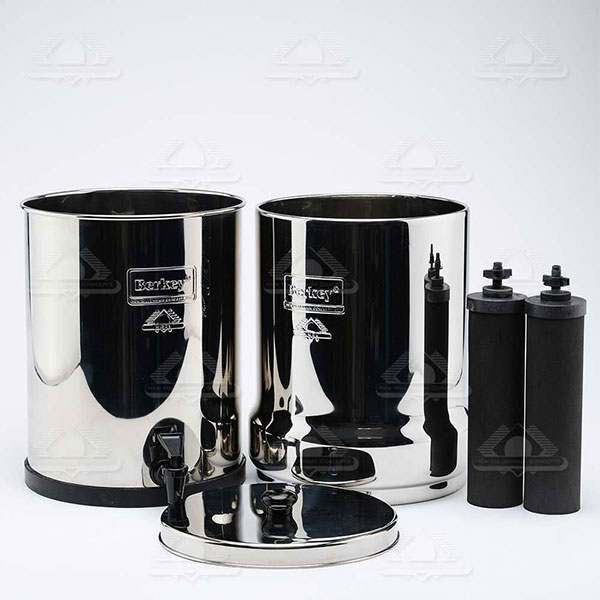 Royal Berkey with Chambers and Filters
