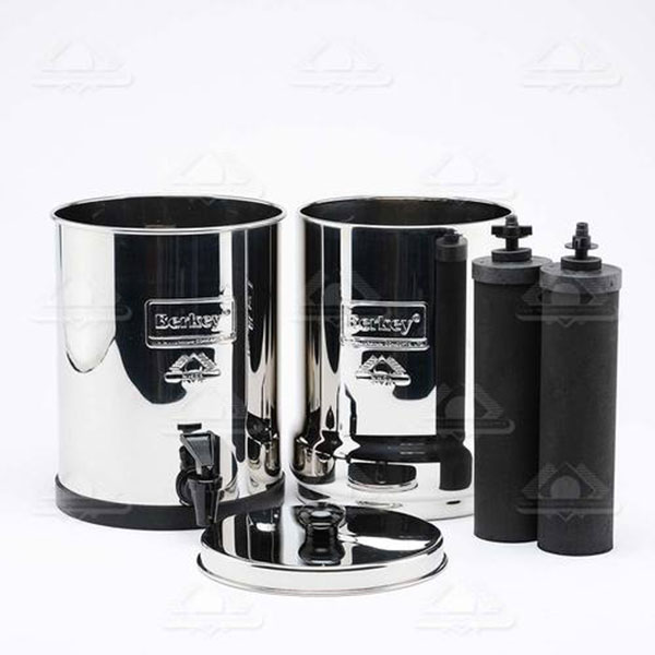 Travel Berkey with Chambers and Filters