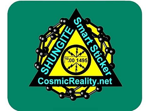 Shungite Smart Sticker